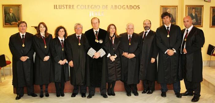 Junta de Gobierno ICAB Jerez