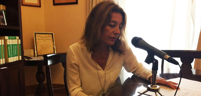 Entrevista con Inmaculada Delgado Nolé, Diputada 5ª de la Junta de Gobierno del ICABJ y Presidenta de la Comisión de Formación