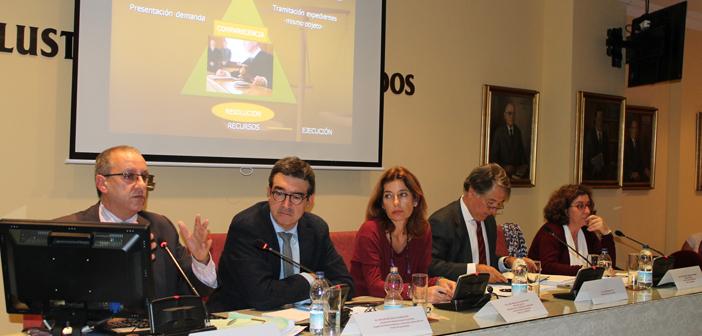Curso sobre la nueva Ley de Jurisdicción Voluntaria en el ICABJ