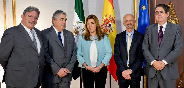 El Parlamento Andaluz atiende las reivindicaciones de los Colegios de Abogados sobre el Turno de Oficio