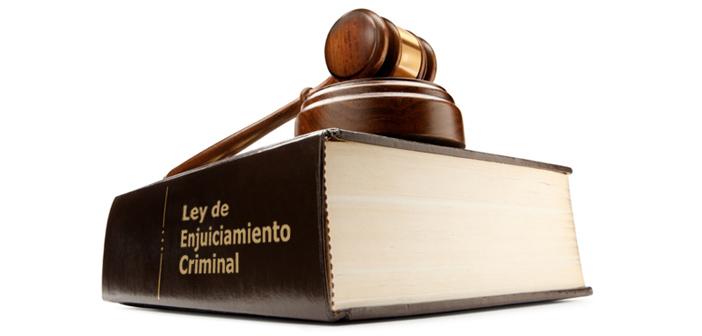 ley de enjuiciamiento criminal reforma: