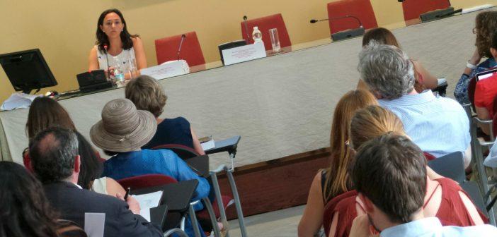 La juez Marín destaca las sentencias del Supremo que están dictando doctrina en casos de divorcio y menores