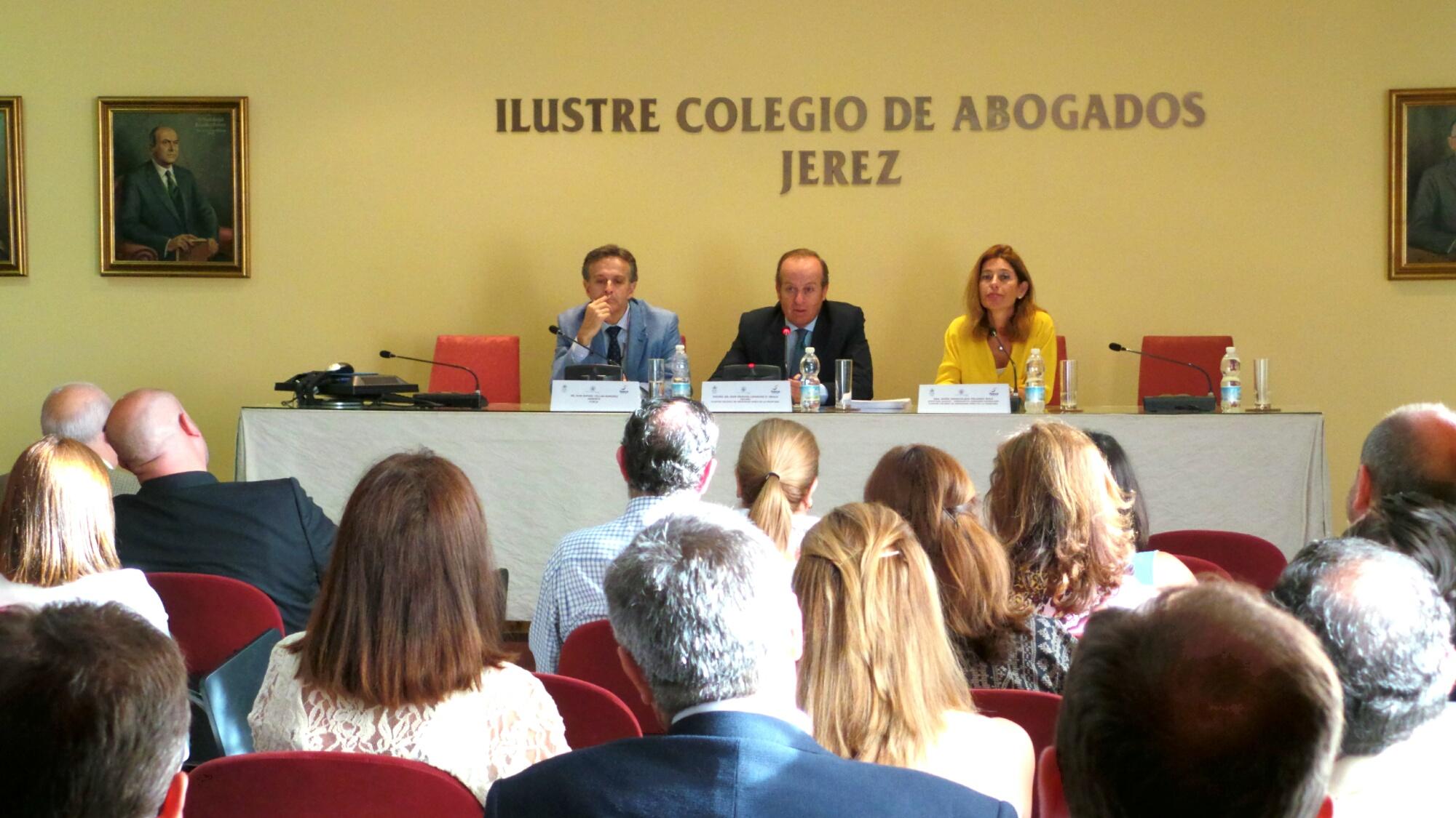 Colegio de Abogados de Jerez - Entrega de Diplomas 2