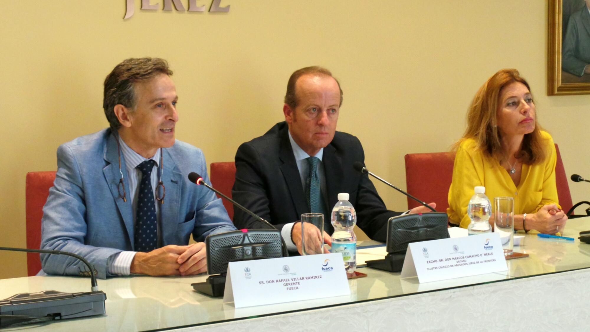 Colegio de Abogados de Jerez - Entrega de Diplomas 4