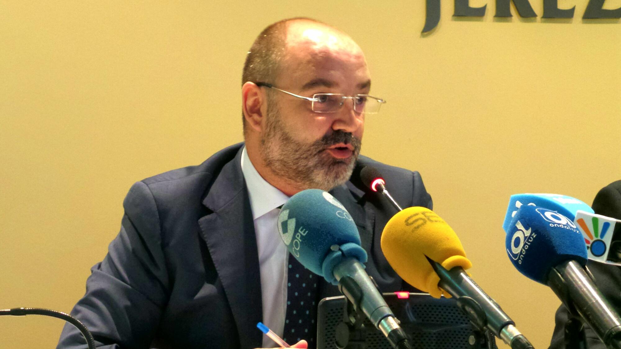 Luciano García - ICAB Jerez