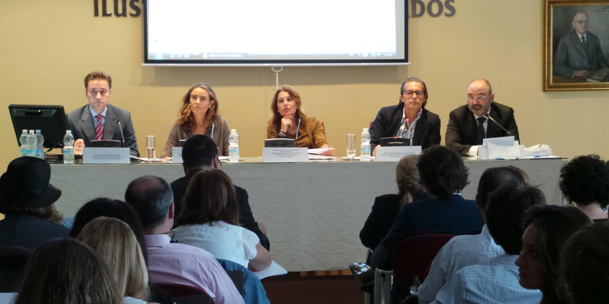 Jornada Delitos Tecnólogicos ICAB Jerez 2