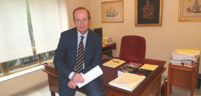 El decano de los abogados de Jerez hablará de la Oficina de Representación Institucional del CGAE en Granada