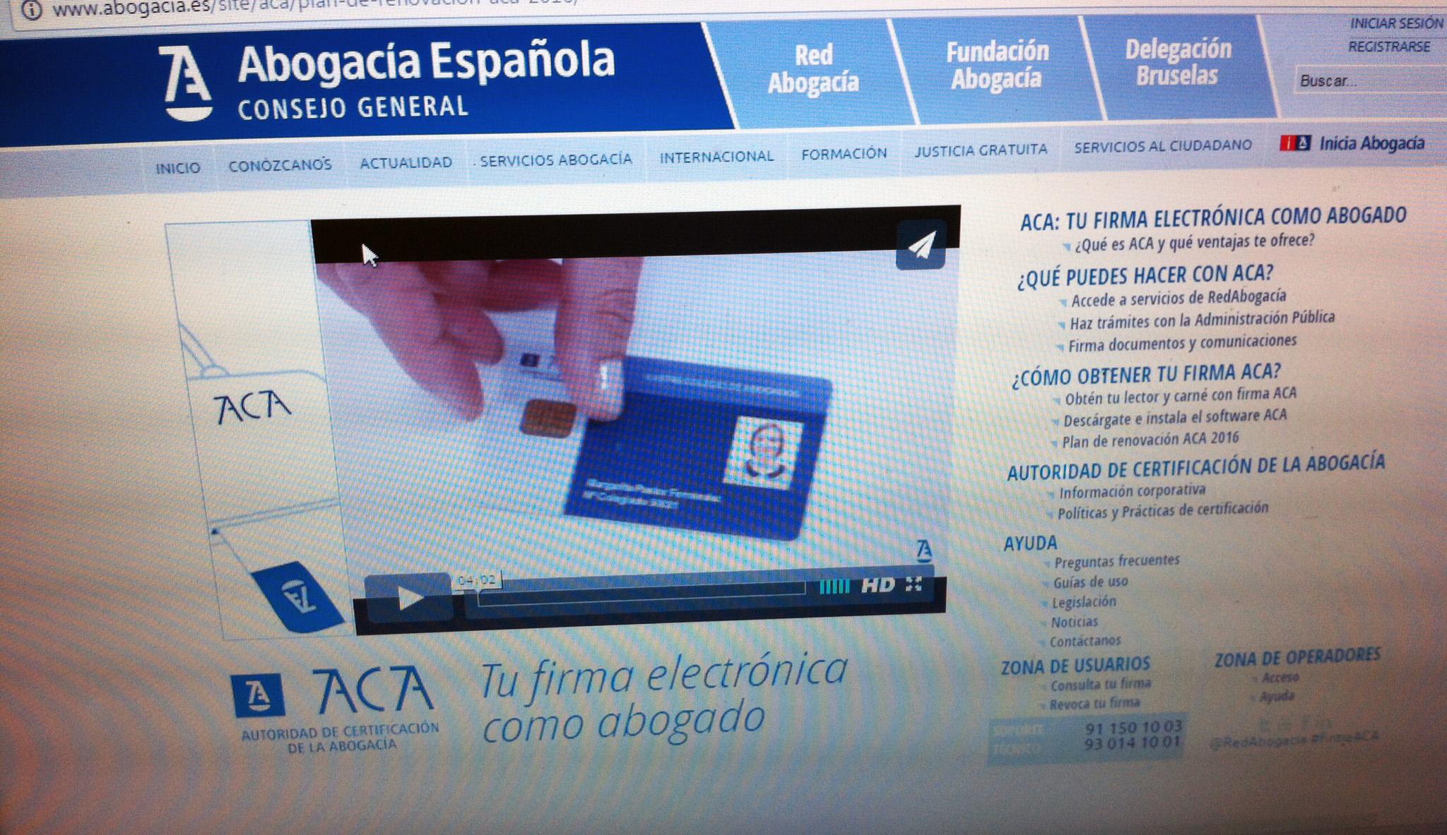 Importante hay que renovar el certificado digital aca for Renovar demanda de empleo con certificado digital