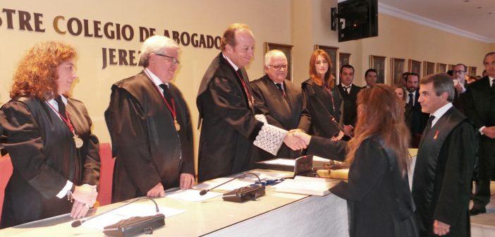 Los abogados de Jerez celebran su Patrona