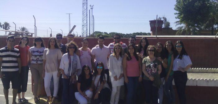 Un segundo grupo de alumnos del Máster de la Abogacía visitan la cárcel de Puerto III