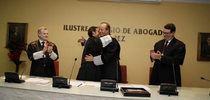 Los abogados de Jerez celebran su Patrona hermanándose con el Colegio de Abogados de Oviedo