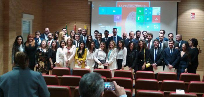 Acto de graduación de los alumnos del VI Máster en Abogacía de Jerez