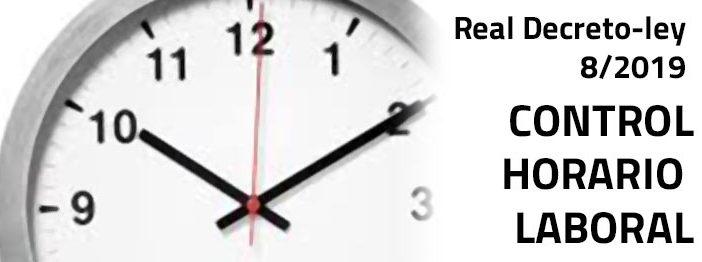 Jornada formativa sobre el 'Control de Horario'