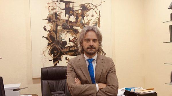 Alejandro García, primer Defensor del Colegiado de ICAB Jerez
